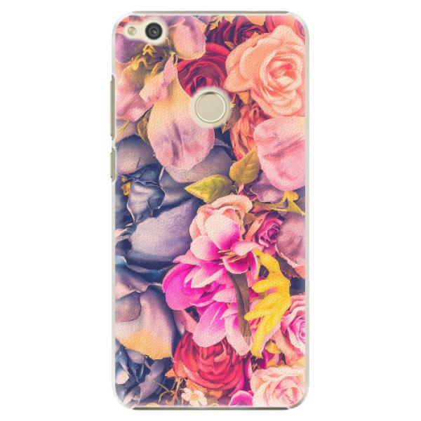 Plastové pouzdro iSaprio - Beauty Flowers - Huawei P9 Lite 2017