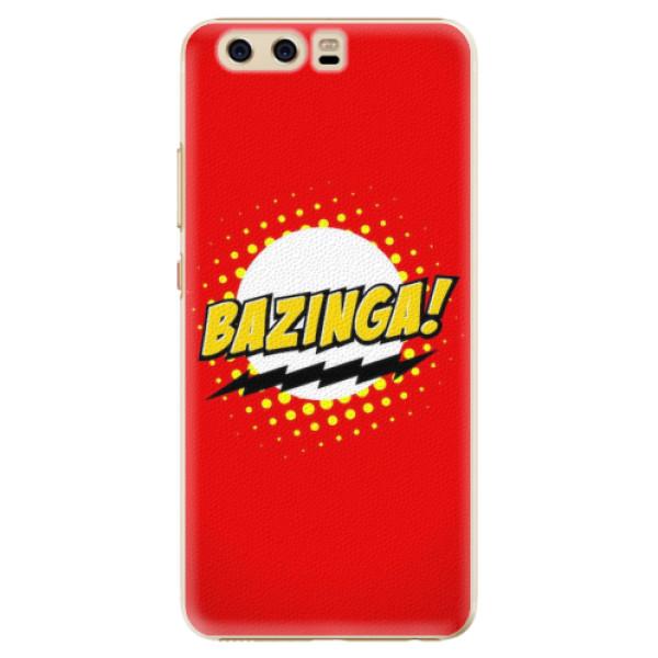 Plastové pouzdro iSaprio - Bazinga 01 - Huawei P10
