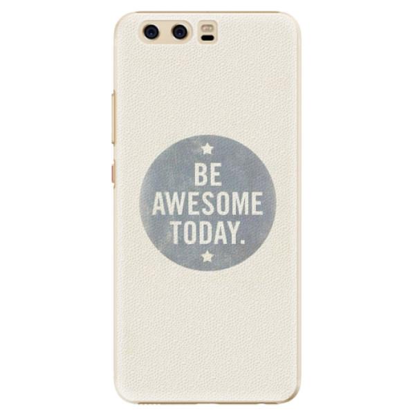 Plastové pouzdro iSaprio - Awesome 02 - Huawei P10