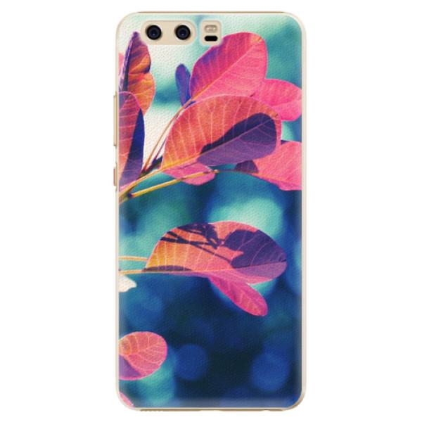 Plastové pouzdro iSaprio - Autumn 01 - Huawei P10