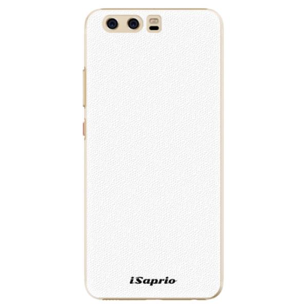 Plastové pouzdro iSaprio - 4Pure - bílý - Huawei P10