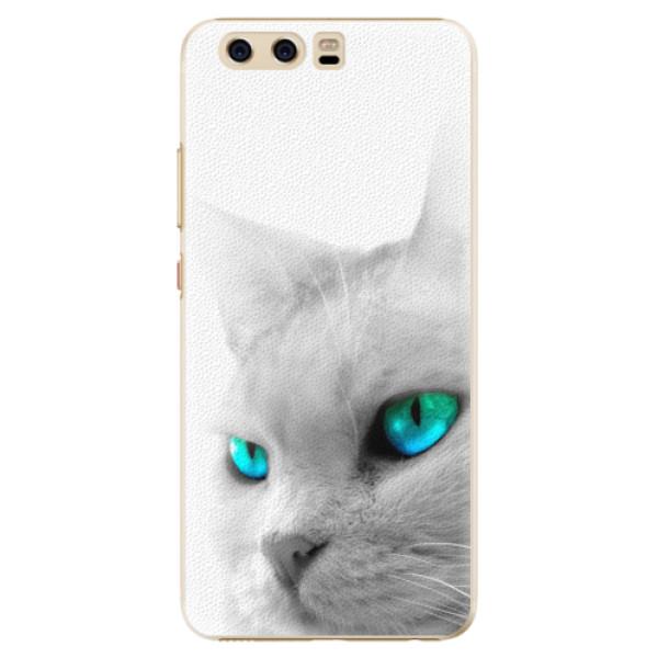 Plastové pouzdro iSaprio - Cats Eyes - Huawei P10