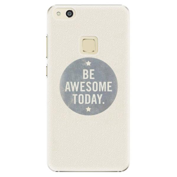 Plastové pouzdro iSaprio - Awesome 02 - Huawei P10 Lite