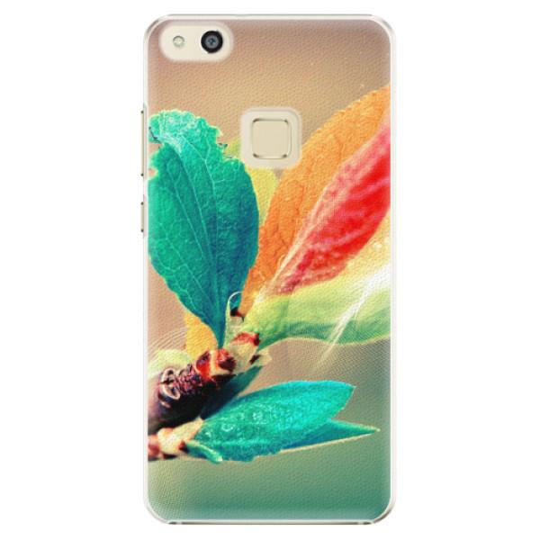 Plastové pouzdro iSaprio - Autumn 02 - Huawei P10 Lite