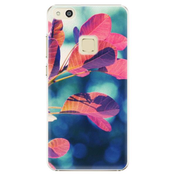 Plastové pouzdro iSaprio - Autumn 01 - Huawei P10 Lite