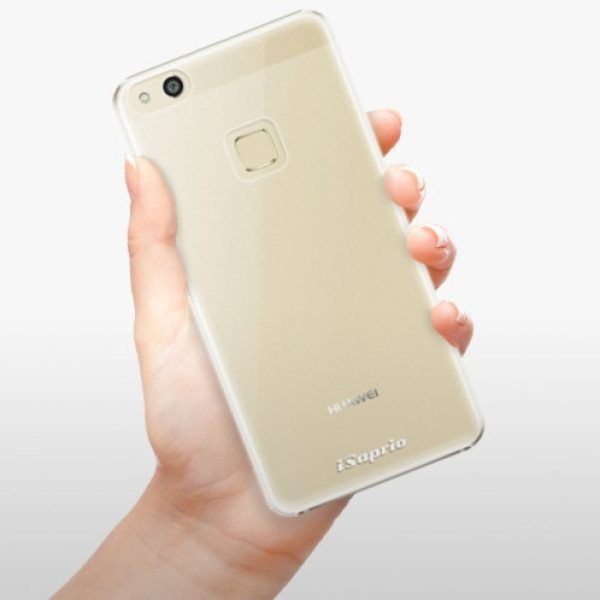 Plastové pouzdro iSaprio - 4Pure - mléčný bez potisku - Huawei P10 Lite