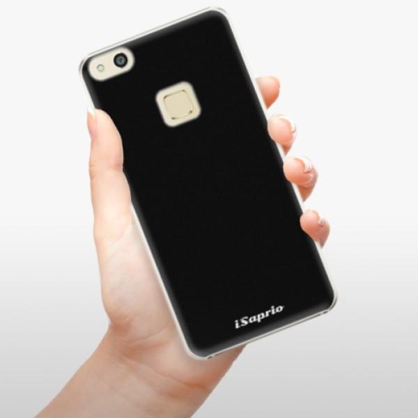 Plastové pouzdro iSaprio - 4Pure - černý - Huawei P10 Lite