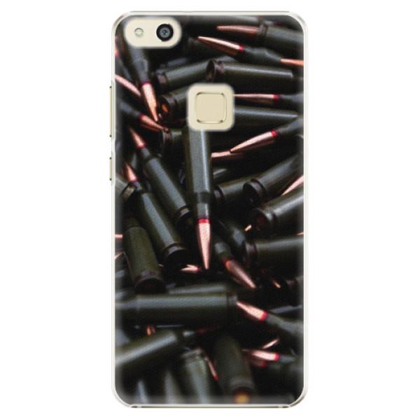 Plastové pouzdro iSaprio - Black Bullet - Huawei P10 Lite