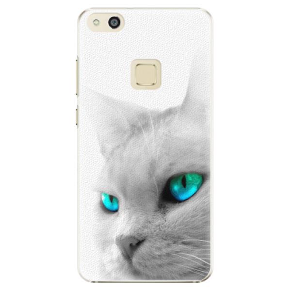 Plastové pouzdro iSaprio - Cats Eyes - Huawei P10 Lite