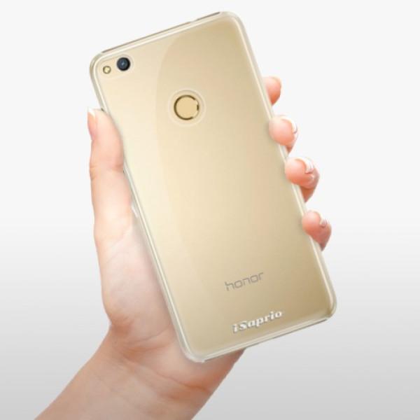 Plastové pouzdro iSaprio - 4Pure - mléčný bez potisku - Huawei Honor 8 Lite