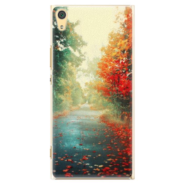 Plastové pouzdro iSaprio - Autumn 03 - Sony Xperia XA1 Ultra