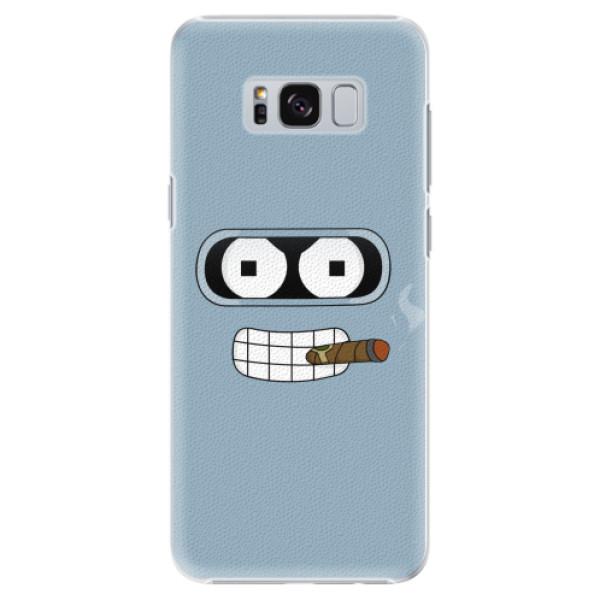 Plastové pouzdro iSaprio - Bender - Samsung Galaxy S8
