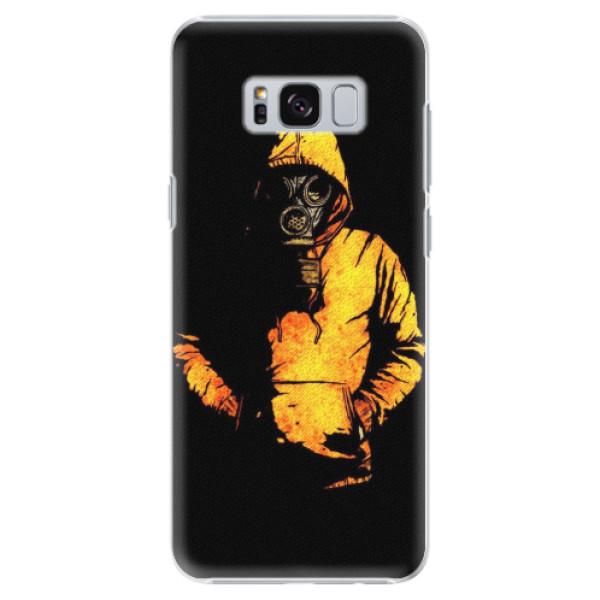 Plastové pouzdro iSaprio - Chemical - Samsung Galaxy S8