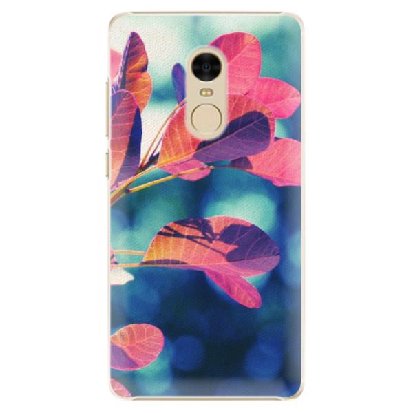 Plastové pouzdro iSaprio - Autumn 01 - Xiaomi Redmi Note 4