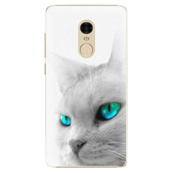 Plastové pouzdro iSaprio - Cats Eyes - Xiaomi Redmi Note 4