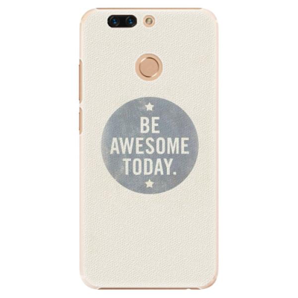 Plastové pouzdro iSaprio - Awesome 02 - Huawei Honor 8 Pro