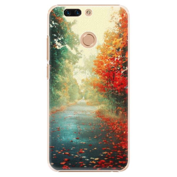 Plastové pouzdro iSaprio - Autumn 03 - Huawei Honor 8 Pro