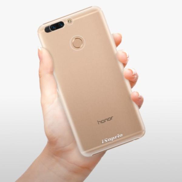 Plastové pouzdro iSaprio - 4Pure - mléčný bez potisku - Huawei Honor 8 Pro
