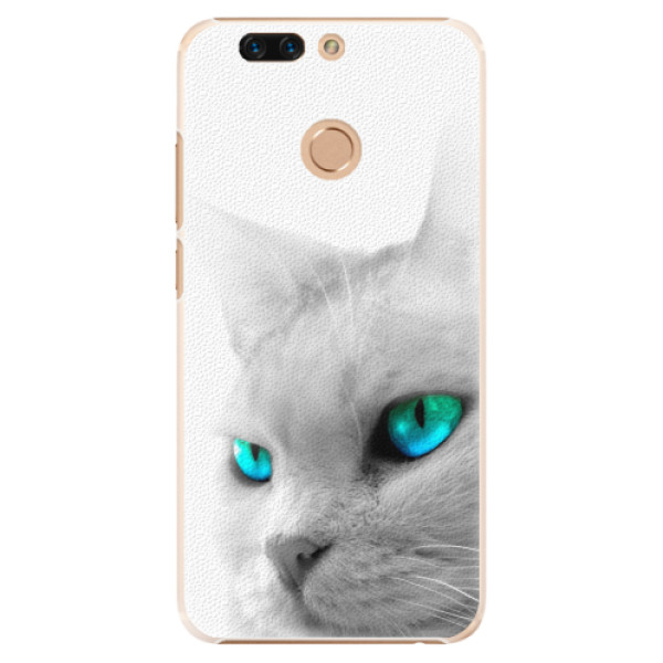 Plastové pouzdro iSaprio - Cats Eyes - Huawei Honor 8 Pro