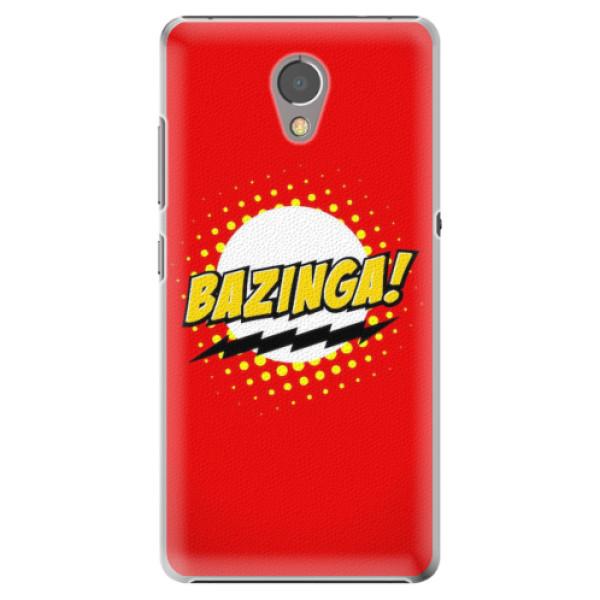 Plastové pouzdro iSaprio - Bazinga 01 - Lenovo P2