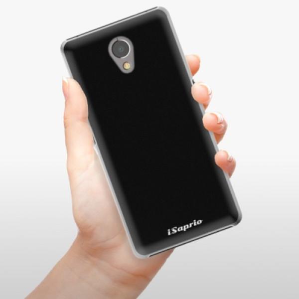 Plastové pouzdro iSaprio - 4Pure - černý - Lenovo P2