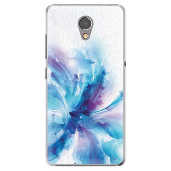 Plastové pouzdro iSaprio - Abstract Flower - Lenovo P2