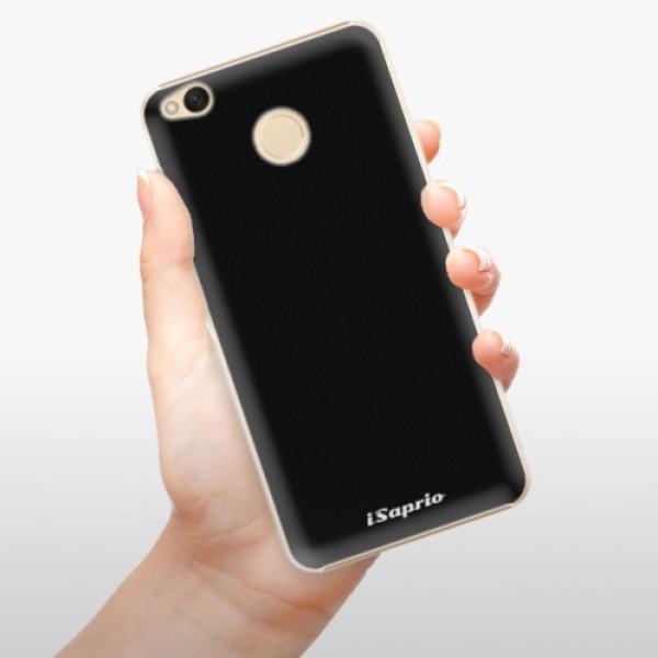 Plastové pouzdro iSaprio - 4Pure - černý - Xiaomi Redmi 4X