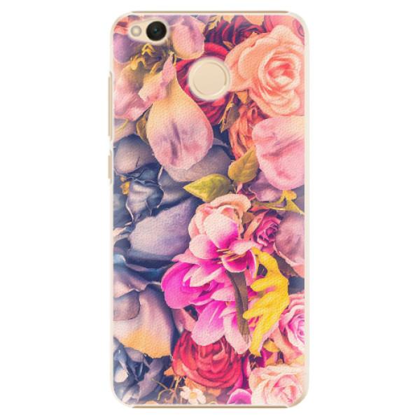 Plastové pouzdro iSaprio - Beauty Flowers - Xiaomi Redmi 4X