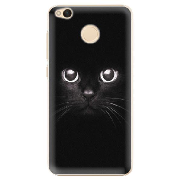 Plastové pouzdro iSaprio - Black Cat - Xiaomi Redmi 4X