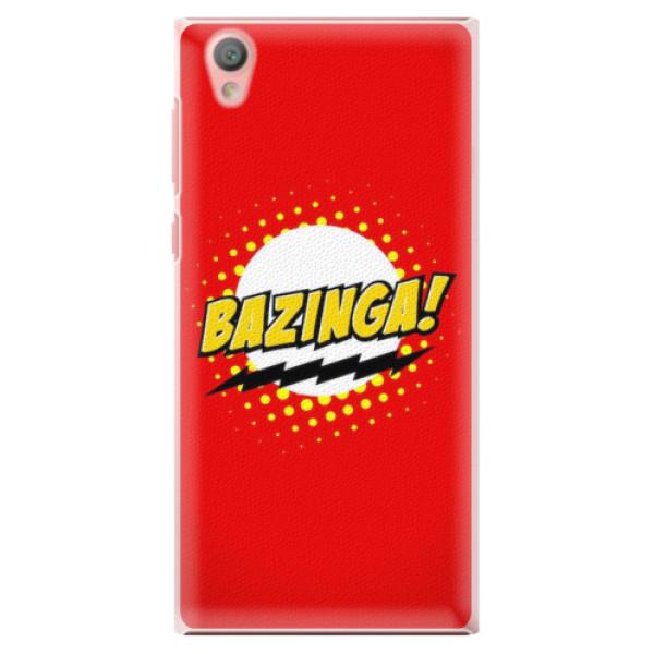 Plastové pouzdro iSaprio - Bazinga 01 - Sony Xperia L1
