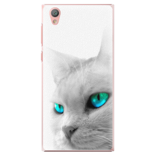 Plastové pouzdro iSaprio - Cats Eyes - Sony Xperia L1