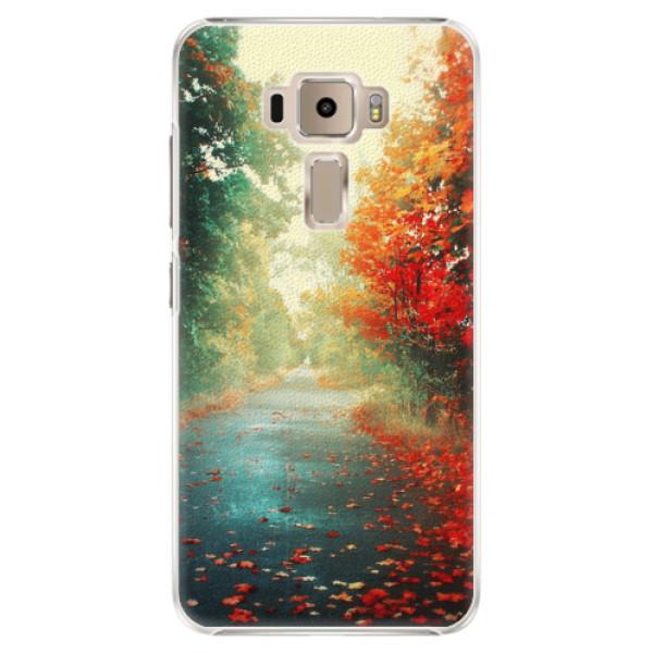Plastové pouzdro iSaprio - Autumn 03 - Asus ZenFone 3 ZE520KL