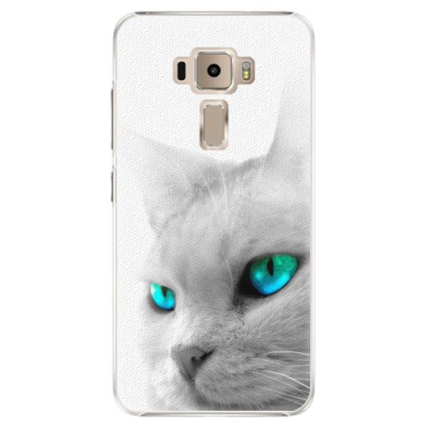 Plastové pouzdro iSaprio - Cats Eyes - Asus ZenFone 3 ZE520KL