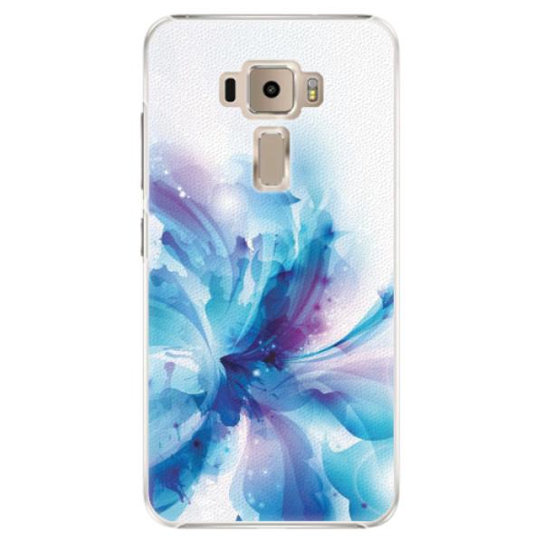Plastové pouzdro iSaprio - Abstract Flower - Asus ZenFone 3 ZE520KL