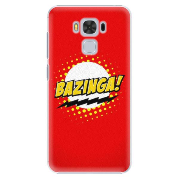 Plastové pouzdro iSaprio - Bazinga 01 - Asus ZenFone 3 Max ZC553KL