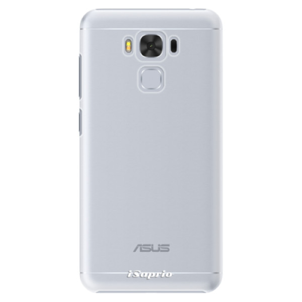 Plastové pouzdro iSaprio - 4Pure - mléčný bez potisku - Asus ZenFone 3 Max ZC553KL