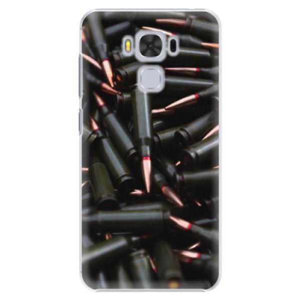 Plastové pouzdro iSaprio - Black Bullet - Asus ZenFone 3 Max ZC553KL