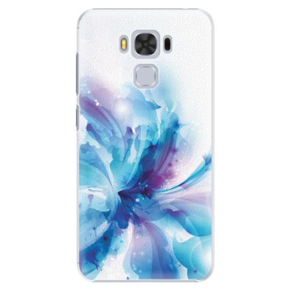 Plastové pouzdro iSaprio - Abstract Flower - Asus ZenFone 3 Max ZC553KL