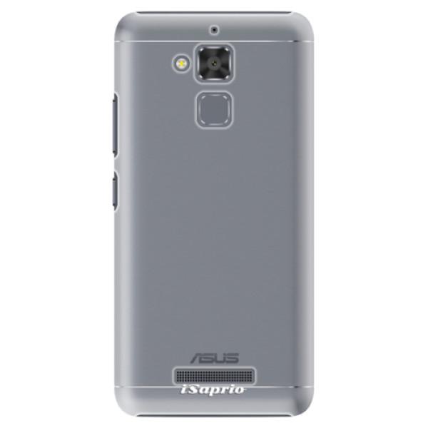 Plastové pouzdro iSaprio - 4Pure - mléčný bez potisku - Asus ZenFone 3 Max ZC520TL