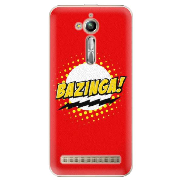Plastové pouzdro iSaprio - Bazinga 01 - Asus ZenFone Go ZB500KL