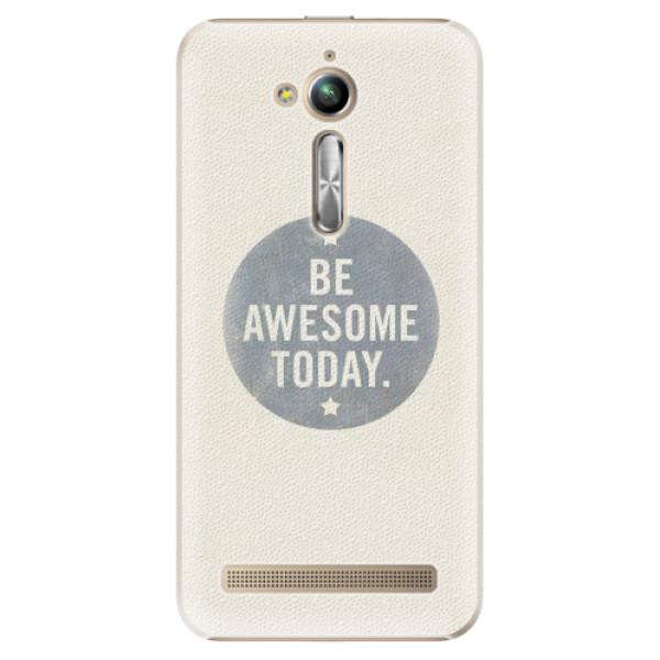 Plastové pouzdro iSaprio - Awesome 02 - Asus ZenFone Go ZB500KL