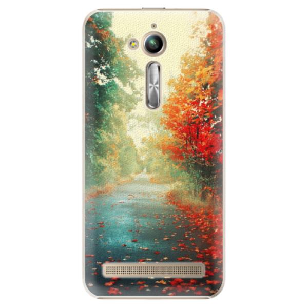 Plastové pouzdro iSaprio - Autumn 03 - Asus ZenFone Go ZB500KL