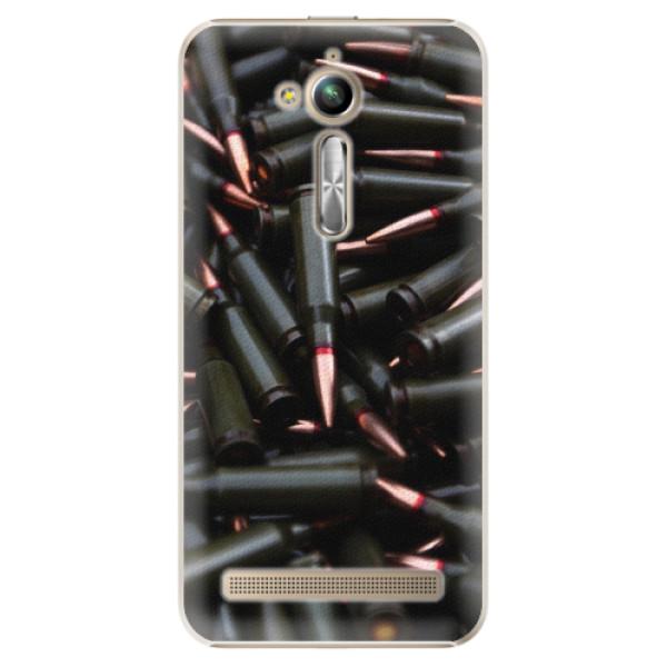 Plastové pouzdro iSaprio - Black Bullet - Asus ZenFone Go ZB500KL
