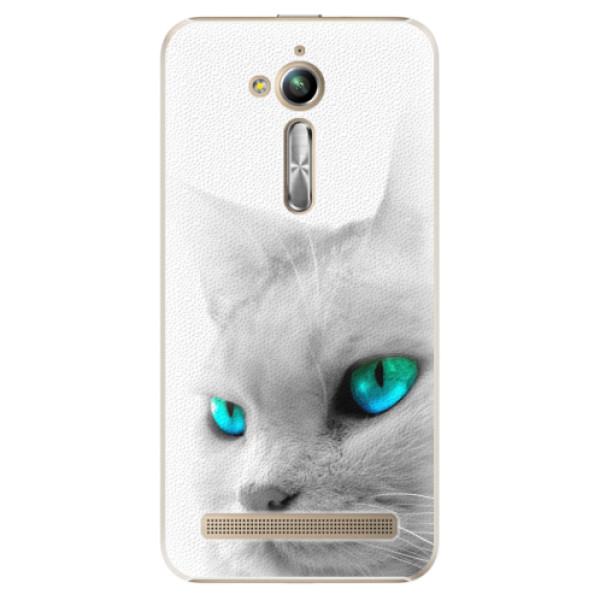 Plastové pouzdro iSaprio - Cats Eyes - Asus ZenFone Go ZB500KL