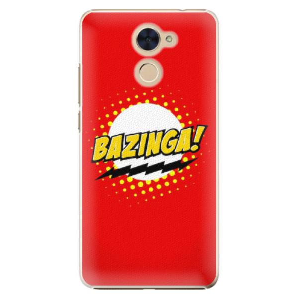 Plastové pouzdro iSaprio - Bazinga 01 - Huawei Y7 / Y7 Prime