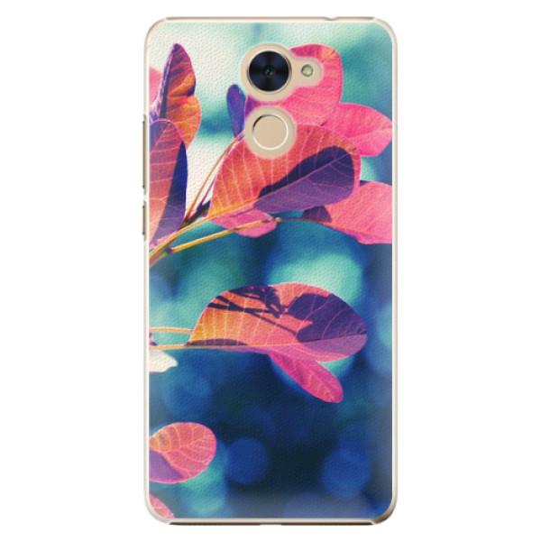 Plastové pouzdro iSaprio - Autumn 01 - Huawei Y7 / Y7 Prime