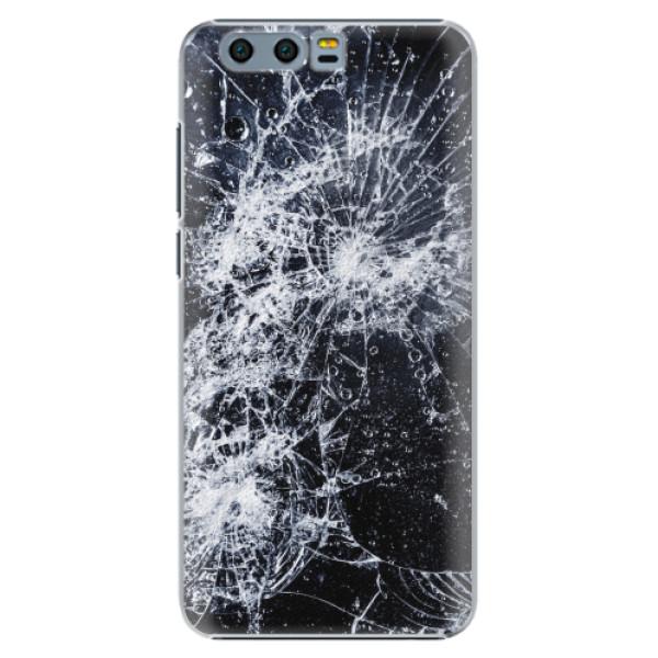 Plastové pouzdro iSaprio - Cracked - Huawei Honor 9