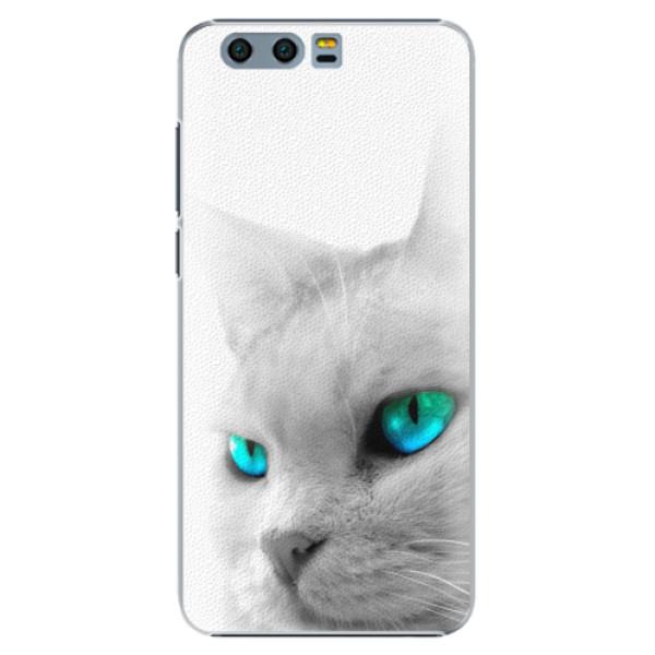 Plastové pouzdro iSaprio - Cats Eyes - Huawei Honor 9