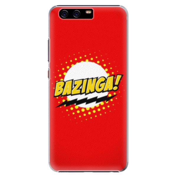 Plastové pouzdro iSaprio - Bazinga 01 - Huawei P10 Plus