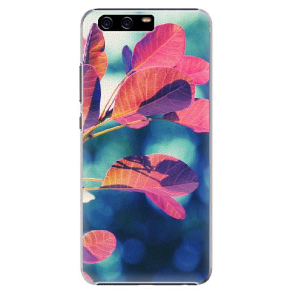 Plastové pouzdro iSaprio - Autumn 01 - Huawei P10 Plus